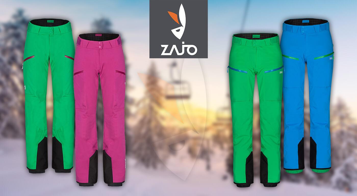 Lyžiarske nohavice ZAJO pre dámy i pánov