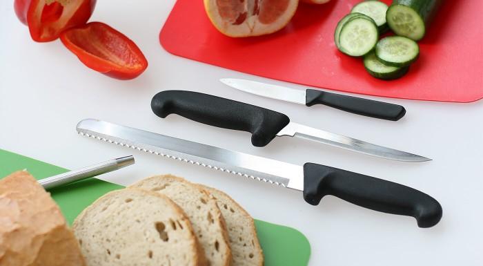 Kuchynské nože z kvalitnej ocele