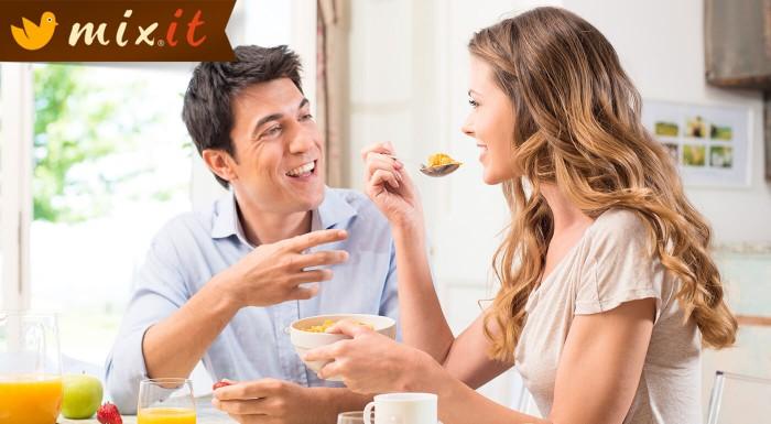 Raňajkové müsli MIXIT