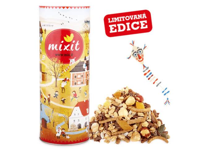 Mixit Müsli Vypečený jesenný mix 750 g