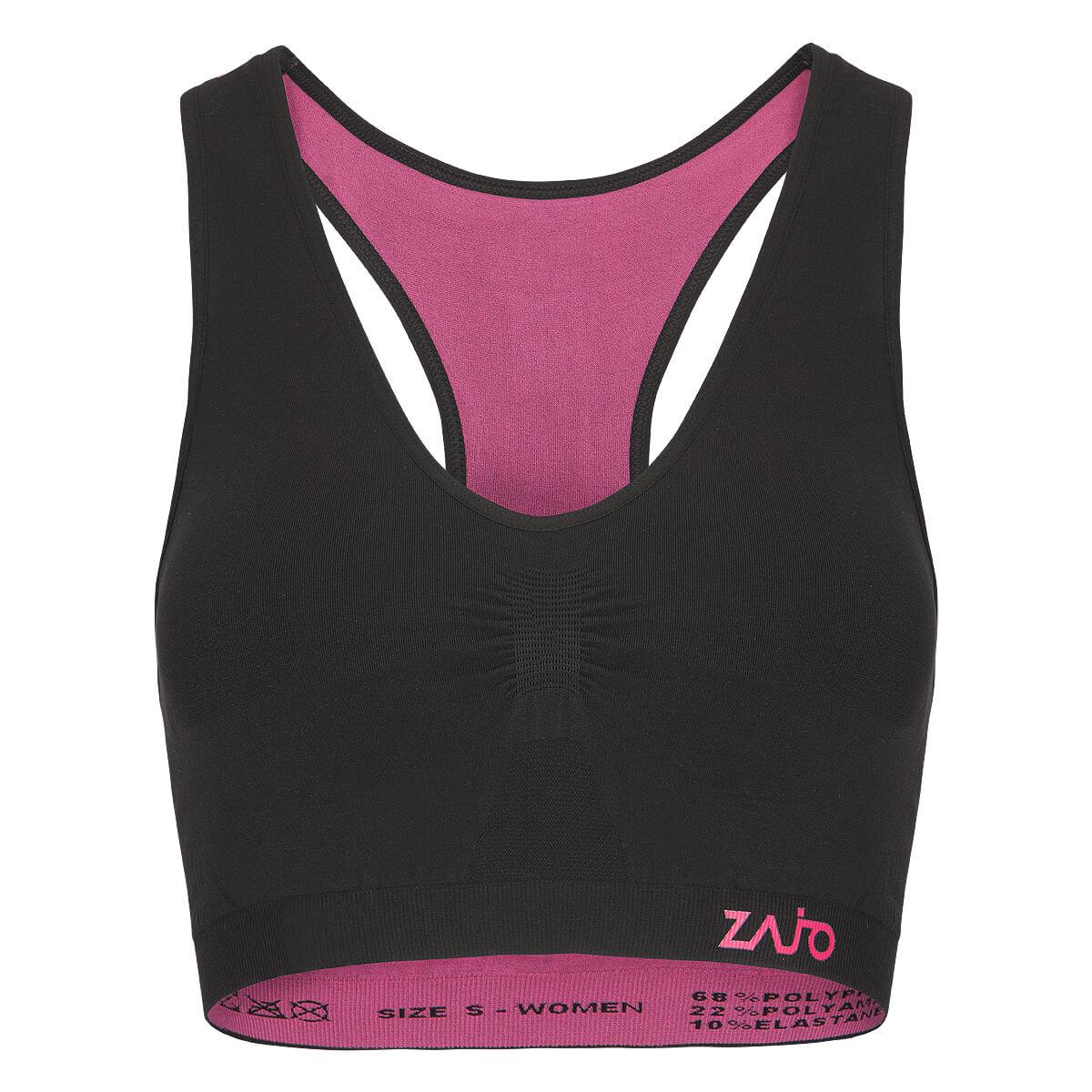 Dámska podprsenka Zajo Contour W Bra Black - veľkosť S