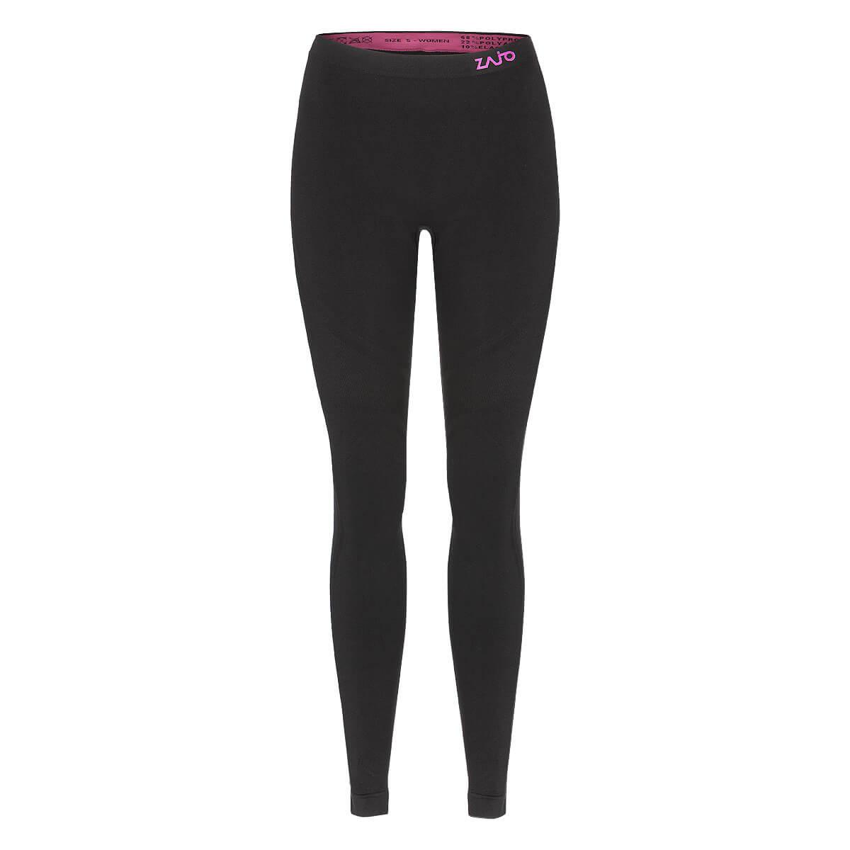 Dámske spodné prádlo Zajo Contour W Pants Black - veľkosť L