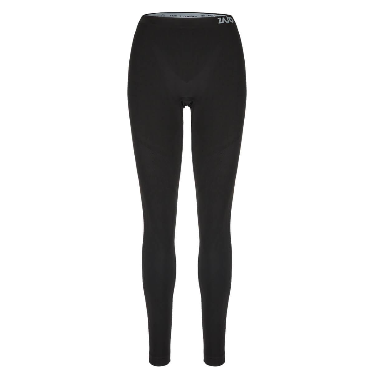 ZAJO Contour W Pants Black 2 Dámske spodné prádlo - veľkosť S