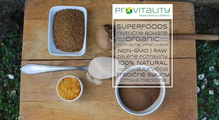 100% prírodné prášky pre vaše zdravie