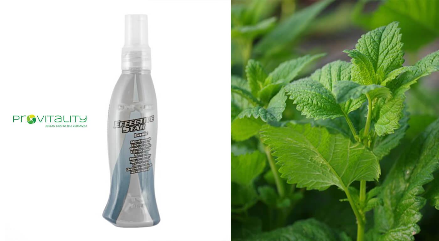 Ústna voda EFFECTIVE STAR (2x 250 ml + 60 ml)