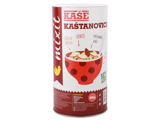 MIXIT raňajková kaša Gaštanovica 450 g