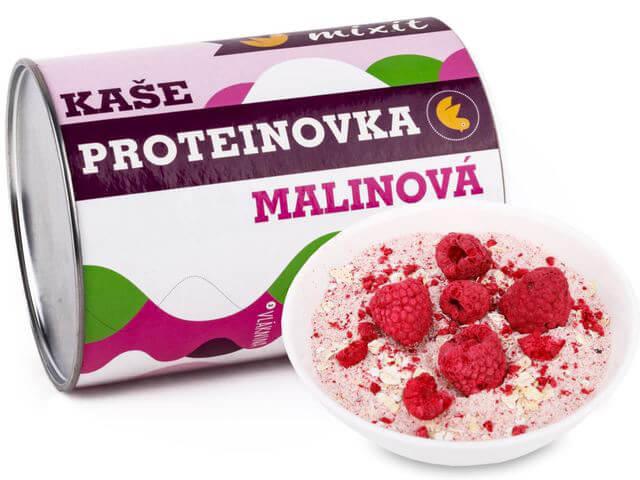 MIXIT raňajková kaša Proteinovka Malinová 450 g