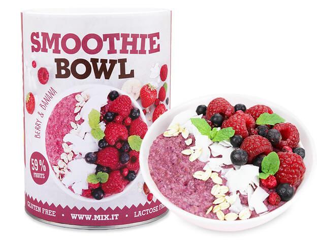 MIXIT Smoothie bowl - Lesné ovocie 380 g