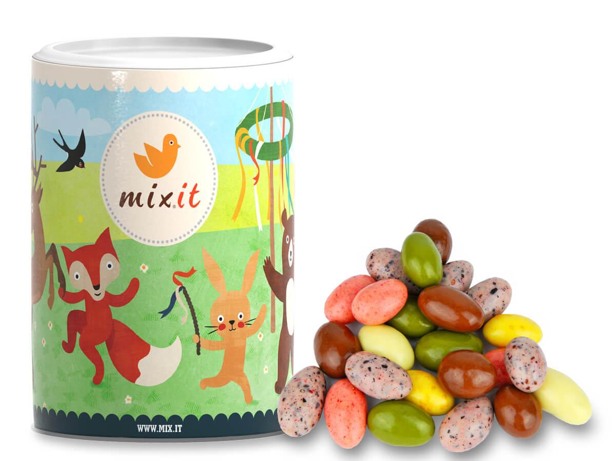 MIXIT Veľ - koko - nočné vajíčka 400 g