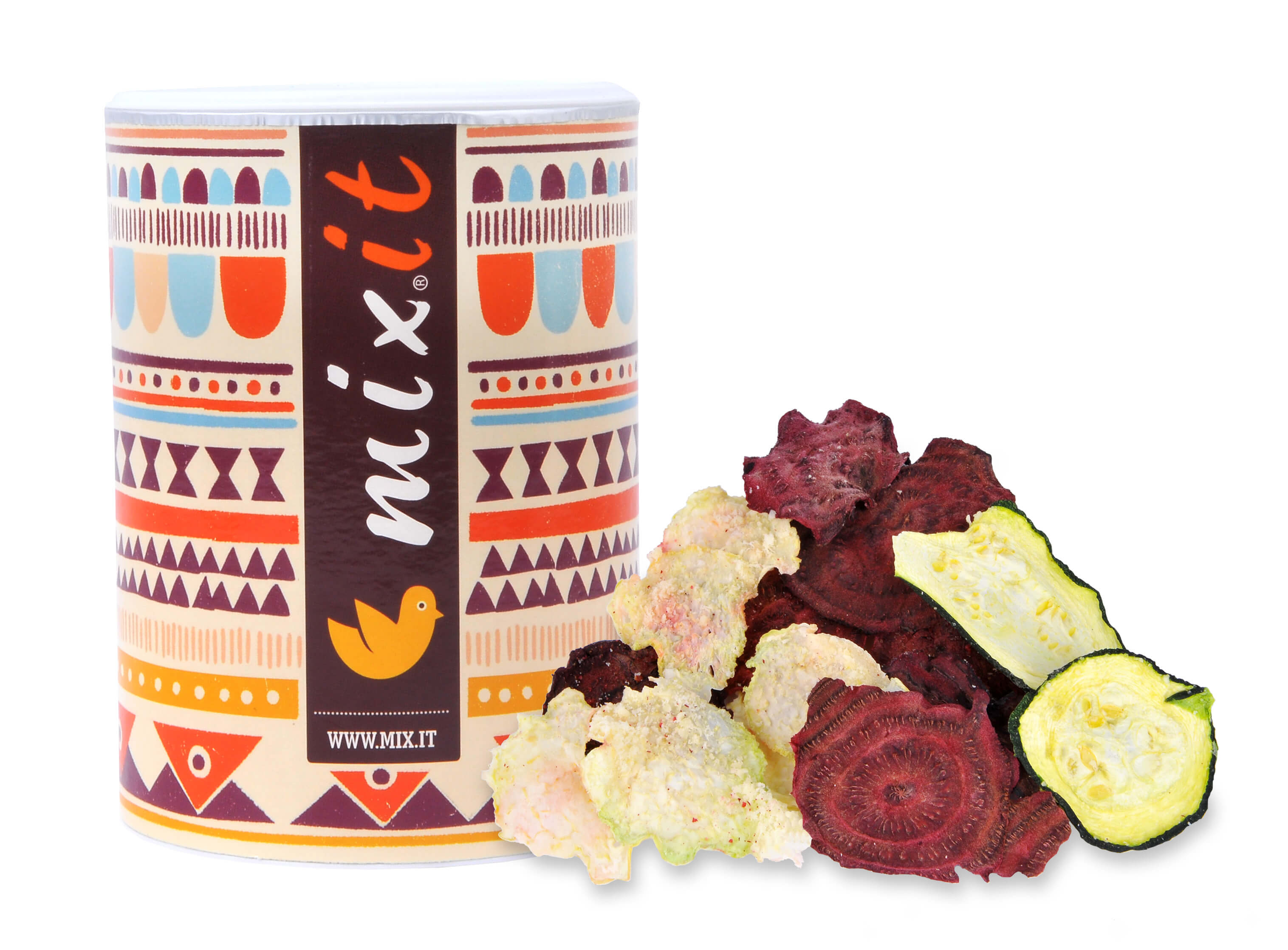 MIXIT Chrumkavá zelenina 50 g