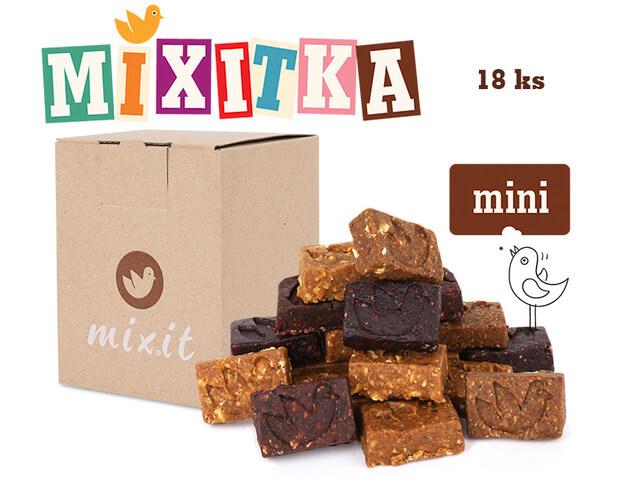 MiniMixitky MIXIT - 18 ks 360 g