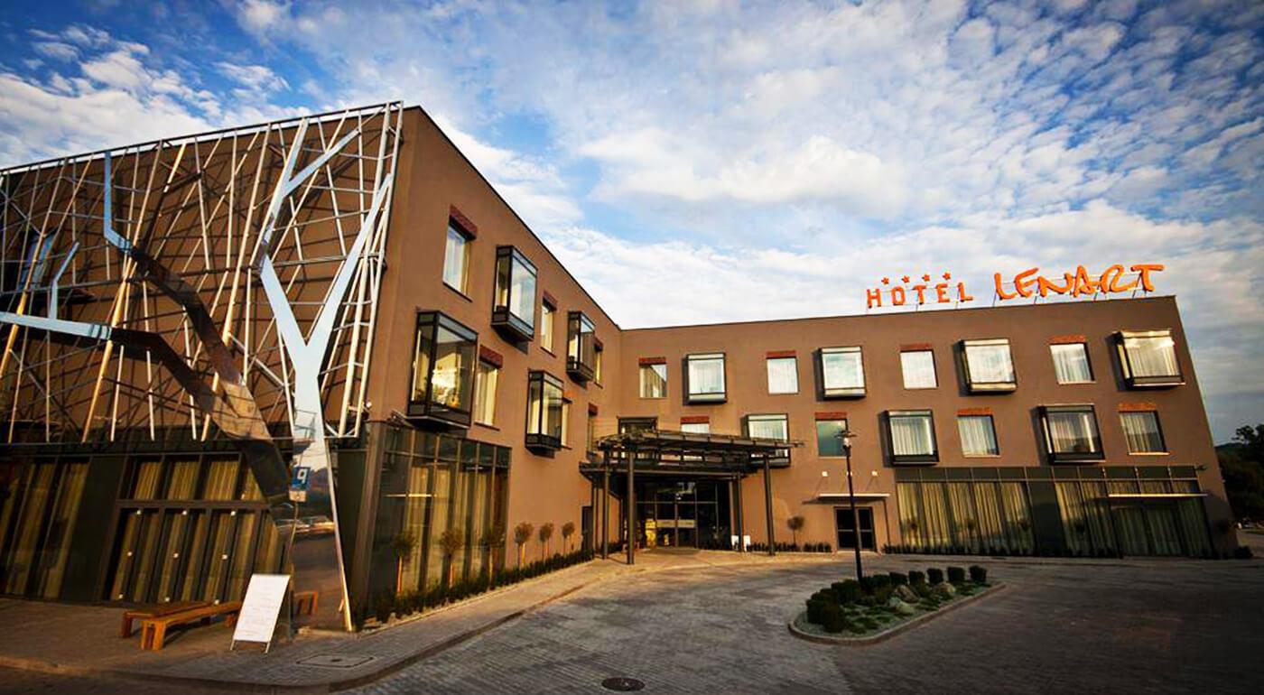 Poľsko: Pobyt na 2-4 dni v modernom Hoteli Lenart**** neďaleko Krakova aj s oddychom vo wellness s vírivkou