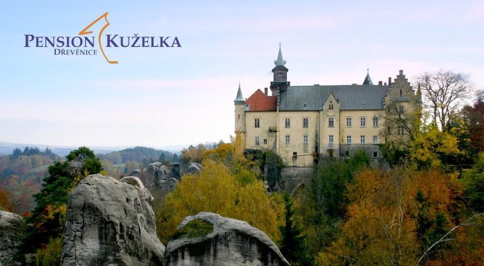 Oddych v Penzióne Kuželka pre dvoch v Českom raji