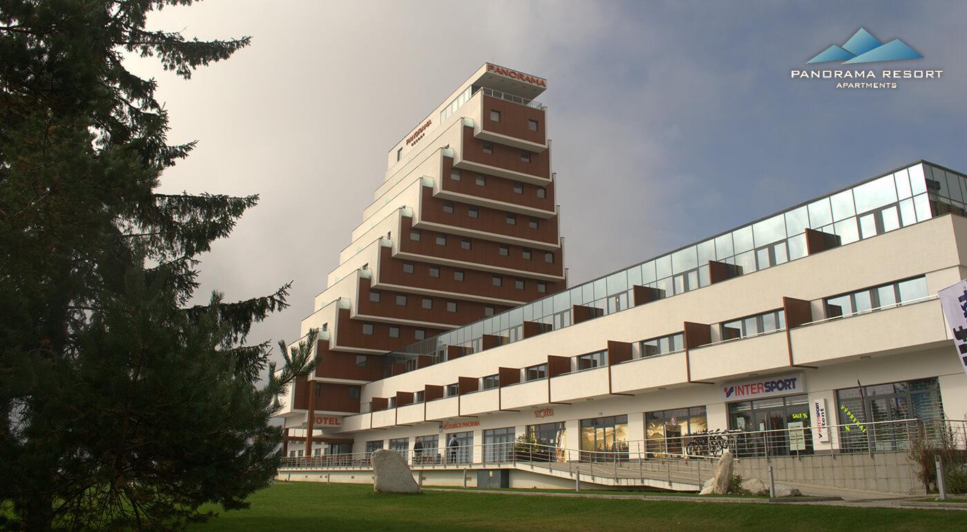 Vysoké Tatry: Vychutnajte si úchvatný výhľad zo súkromných izieb a apartmánov v rezorte Panorama na Štrbskom plese