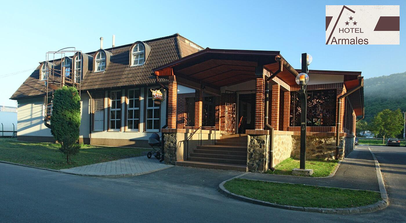 Poloniny: Pobyt v Hoteli Armales*** v prostredí Národného parku s tematickými výletmi na Ukrajinu, do Maďarska či na offroadoch po Poloninách