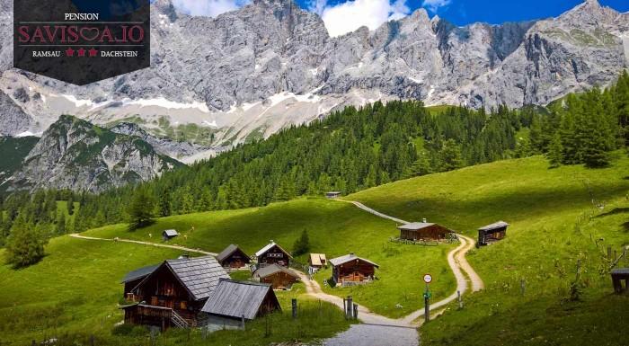 Rakúske Alpy: dovolenka v Penzióne Savisalo