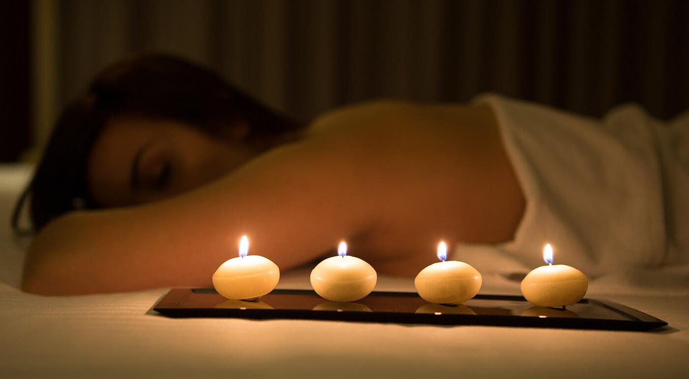 Zmyselná tantrická masáž pre dámy - pohladenie pre telo aj dušu