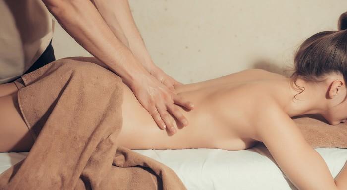 Zmyselná tantrická masáž pre dámy