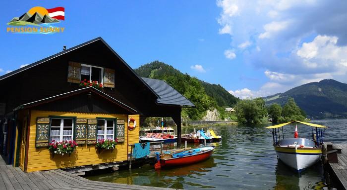 Vychutnajte si pravú horskú dovolenku v rakúskych Alpách v českom penzióne Sunny. Blízkosť národného parku Ötscherland, skvelá polpenzia alebo raňajky a tie najkrajšie výhľady!