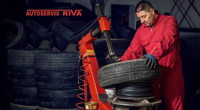 Pripustíte k svojmu auto iba profesionálov? Zariaďte si prezutie zimných pneumatík v obľúbenom Autoservise Riva Plus v bratislavskom Lamači. Pripravte svoje autíčko na teplé dni!