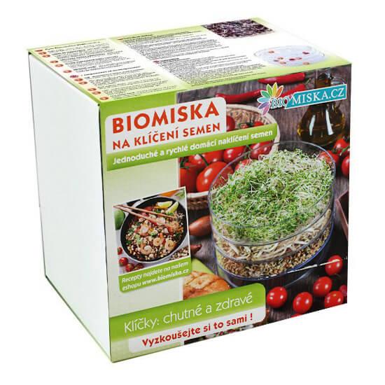TORAF Biomiska na klíčenie semien - trojposchodová