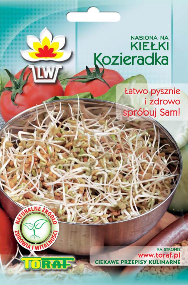 Toraf Senovka grécka (pískavica) 20 g Semienka na klíčenie
