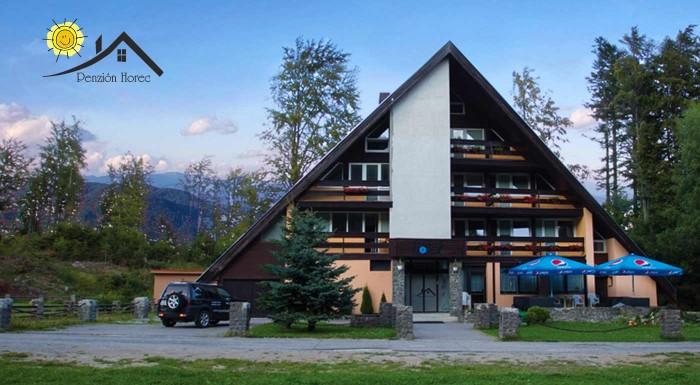 Prežite skvelú dovolenku v prírode Kremnických vrchov v Penzióne Horec - Králiky s polpenziou alebo rovno plnou penziou. Načerpajte energiu v tomto prekrásnom kúte Slovenska.