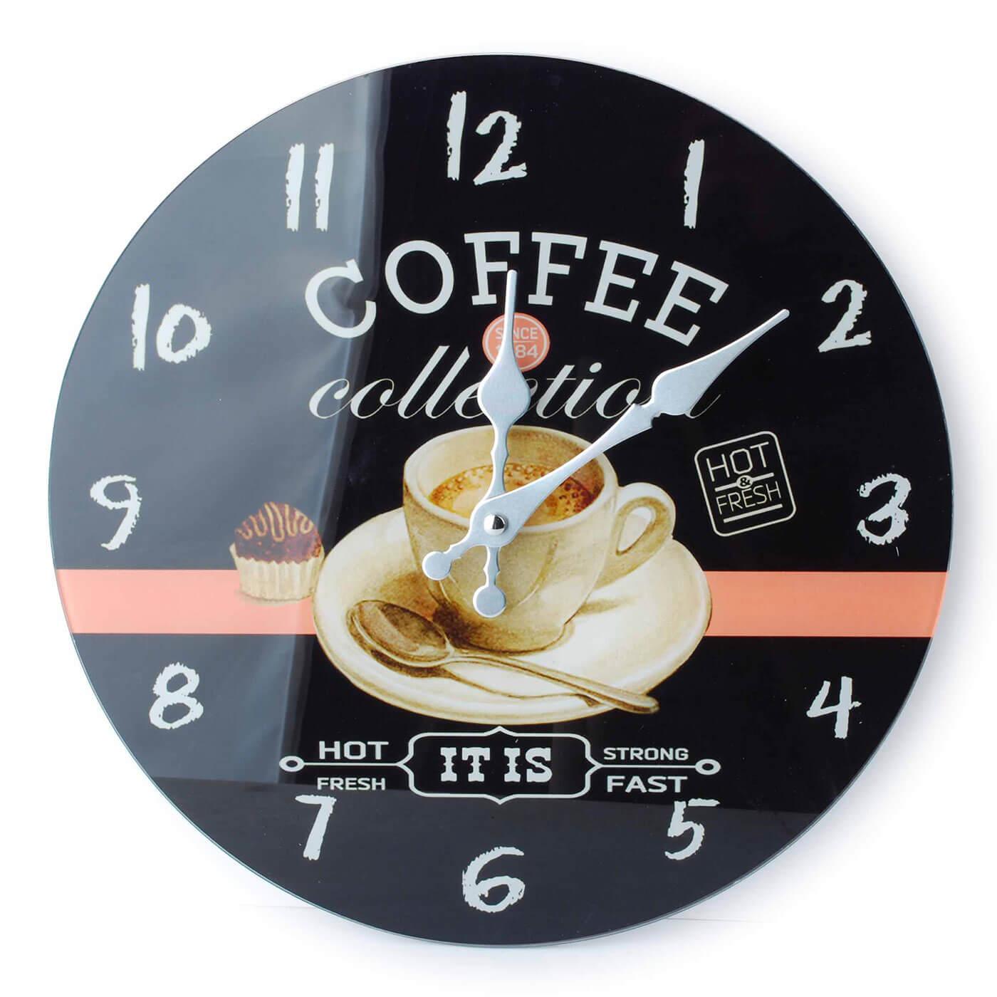 Nástenné hodiny Affek Design Coffee Colection