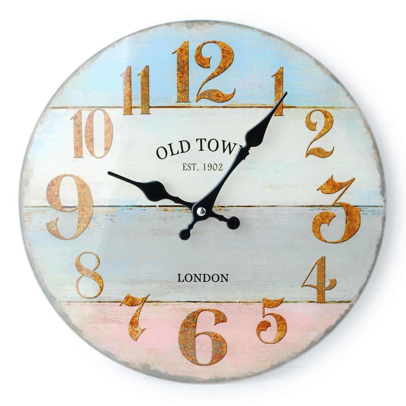 Nástenné hodiny Affek Design Old Town