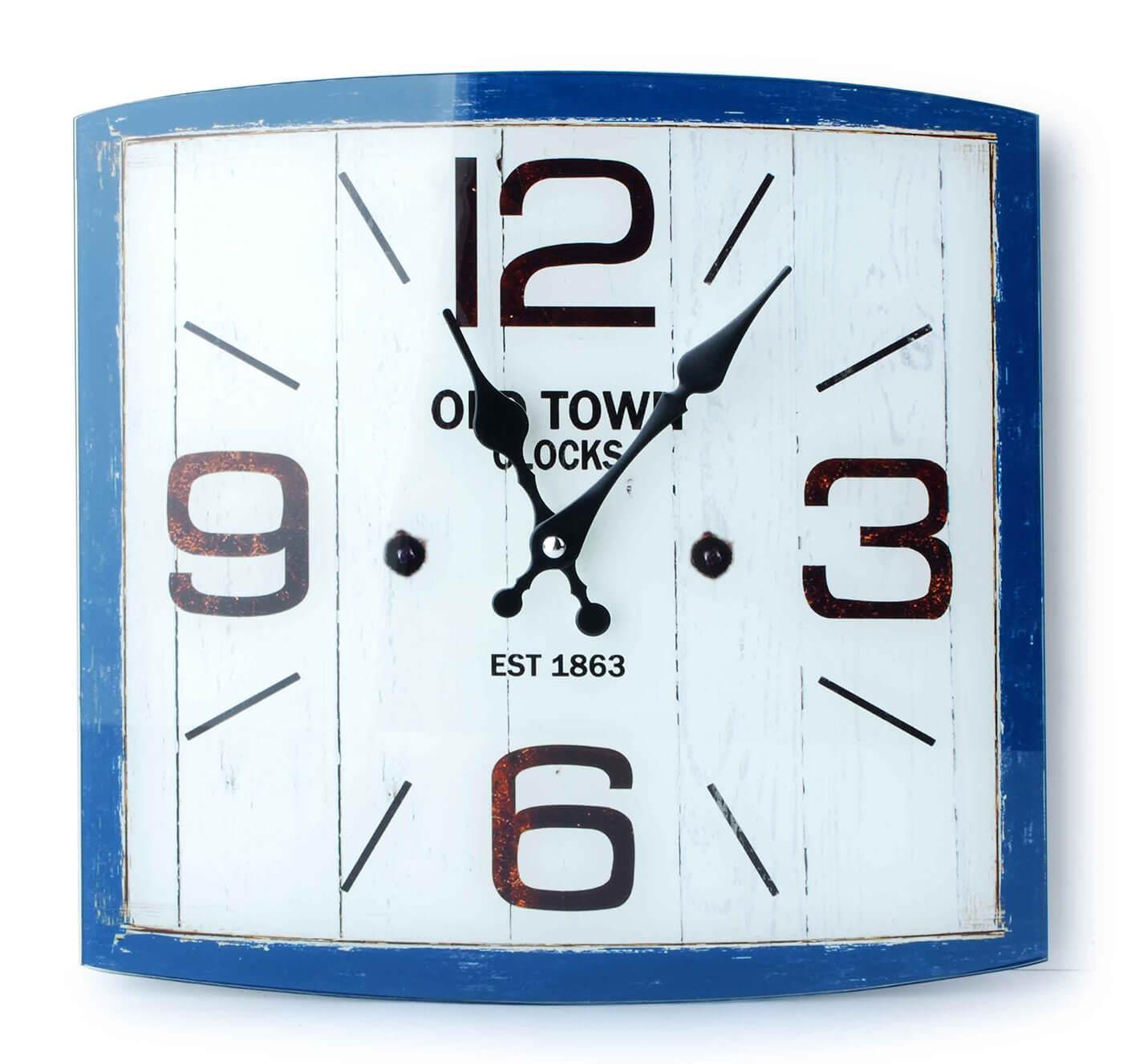 Nástenné hodiny Affek Design Old Town Clocks