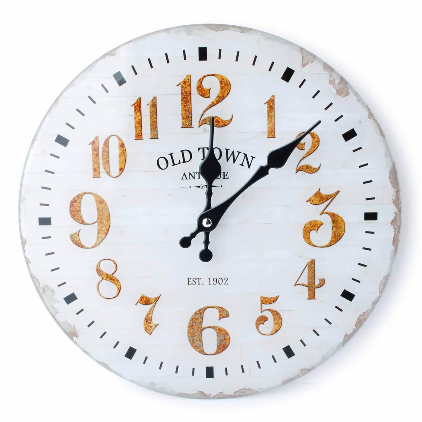 Nástenné hodiny Affek Design Old Town Antique