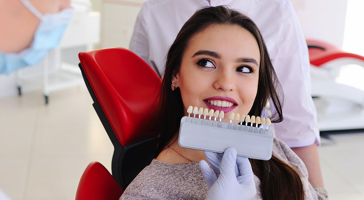 Expresné alebo kompletné laserové bielenie zubov bez peroxidu v salóne Sofia Bene