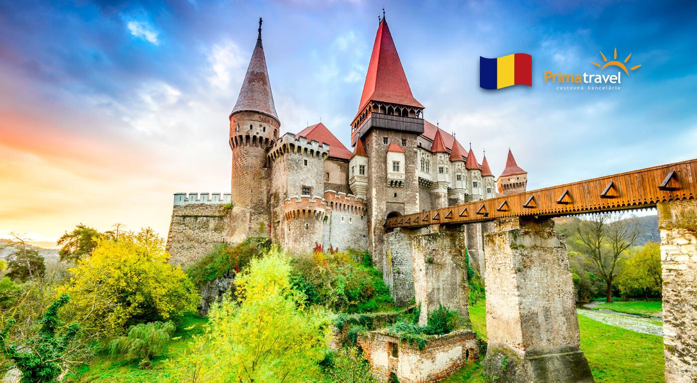 Rumunsko: Tajuplná Transylvánia na 5-dňovom zájazde