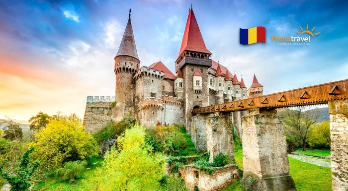 Transylvánia skrýva mnohé tajomstvá a poklady. Poďte ich objaviť na 5-dňovom zájazde s CK Prima Travel do Rumunska. Už teraz sa môžete tešiť na tie najkrajšie hrady a zámky!