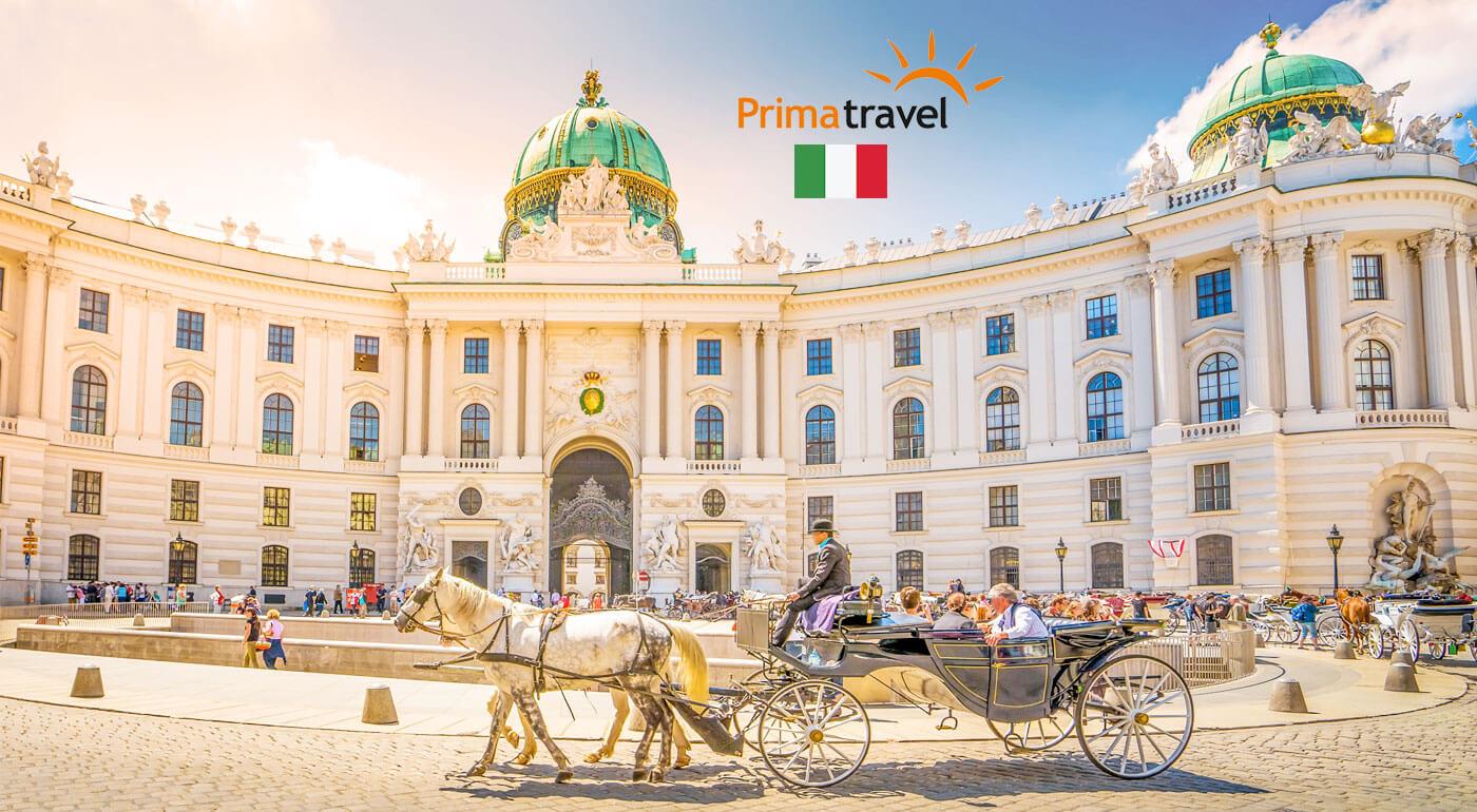 Viedeň: Zájazd Po stopách cisárovnej Sissi a návšteva Múzea šnapsu s ochutnávkou
