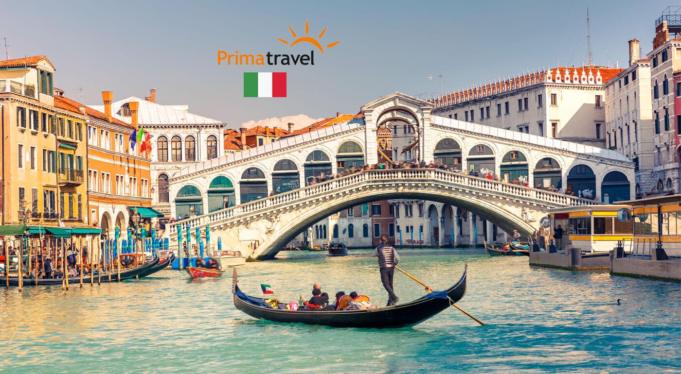 Taliansko: Letný oddych v prímorskom letovisku Lido di Jesolo s výletom do Benátok