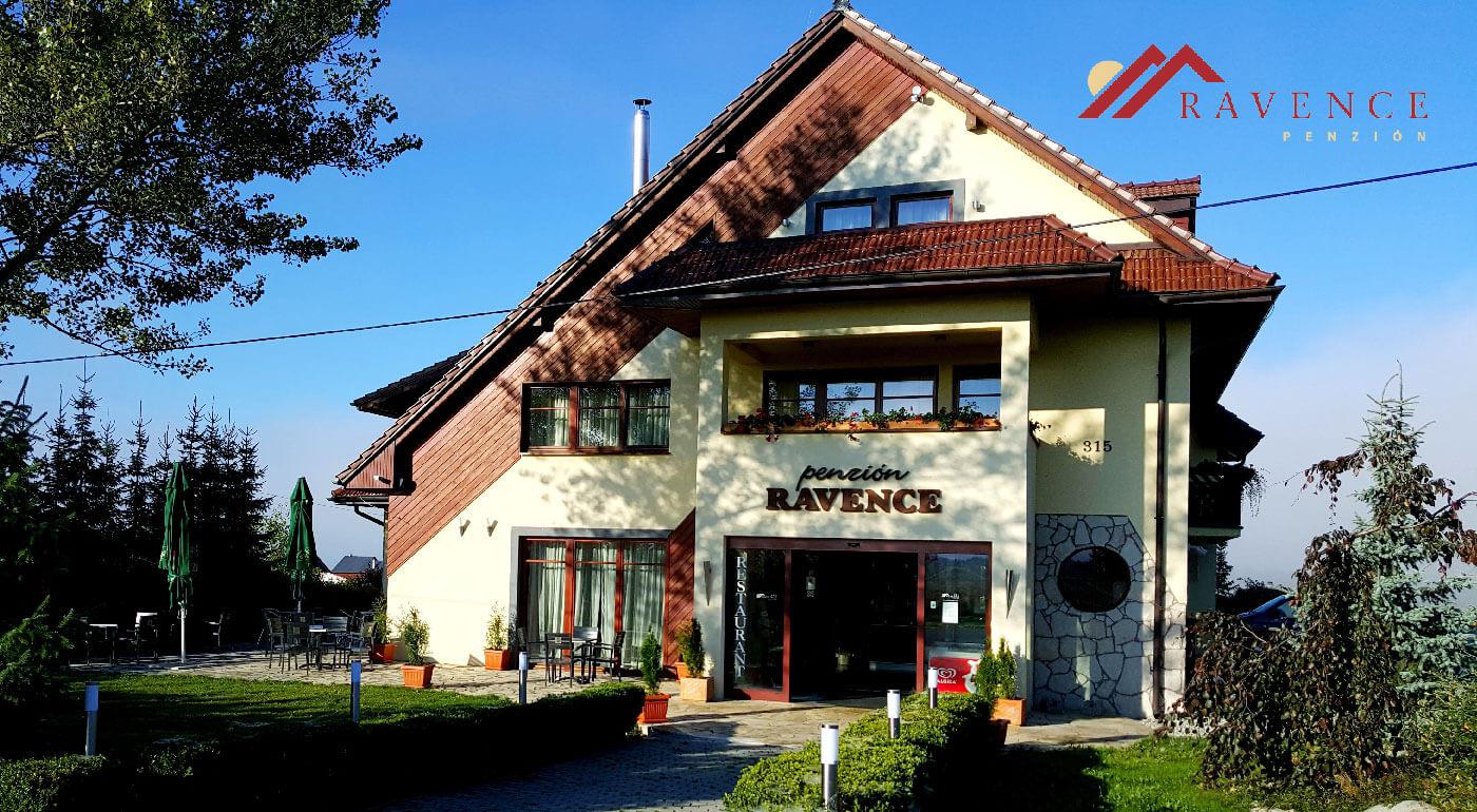 Liptov: Dovolenka v Penzióne Ravence*** pri Liptovskej Mare so skvelými zľavami do vybraných aquaparkov