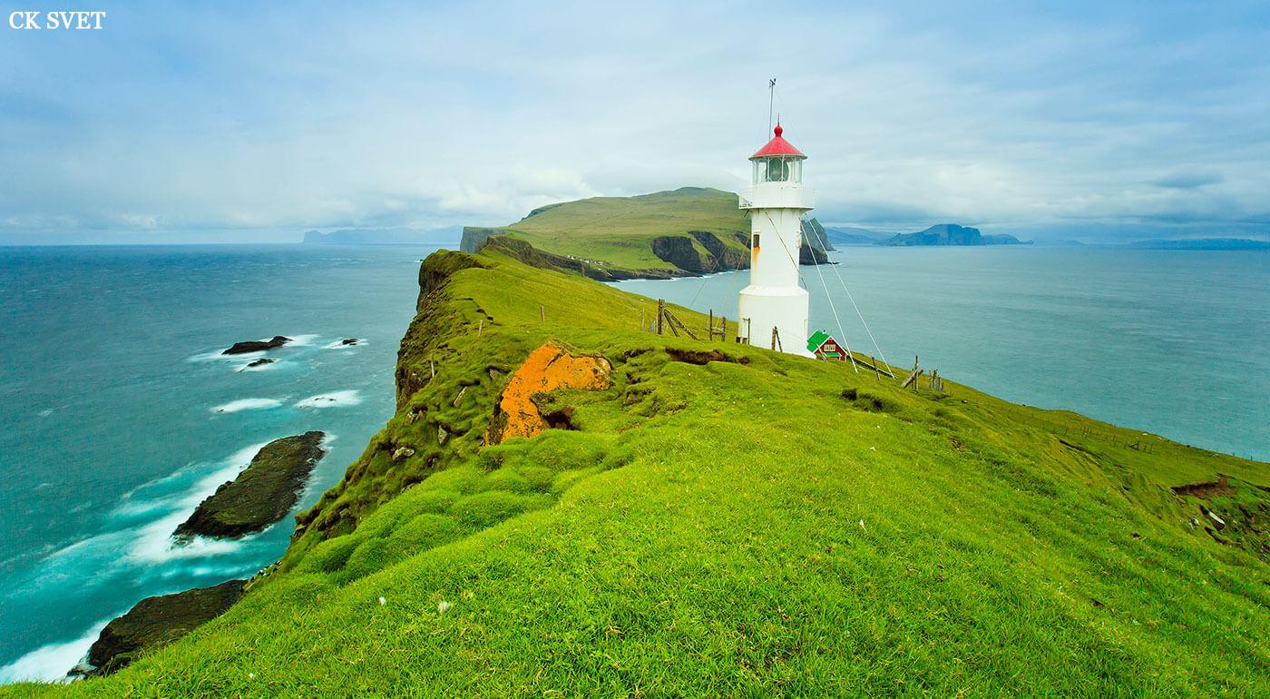 Faerské ostrovy a Nórsko - zľava na letecké poznávacie zájazdy