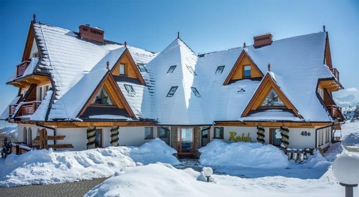 Dovolenka v poľských Tatrách v hoteli Redyk***