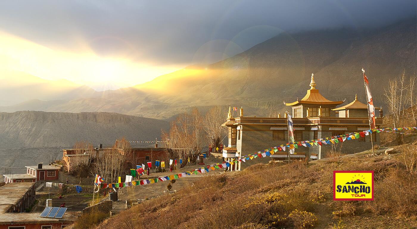 """Nepál: zľava na 21-dňový zájazd do """"zakázaného"""" kráľovstva Mustang"""