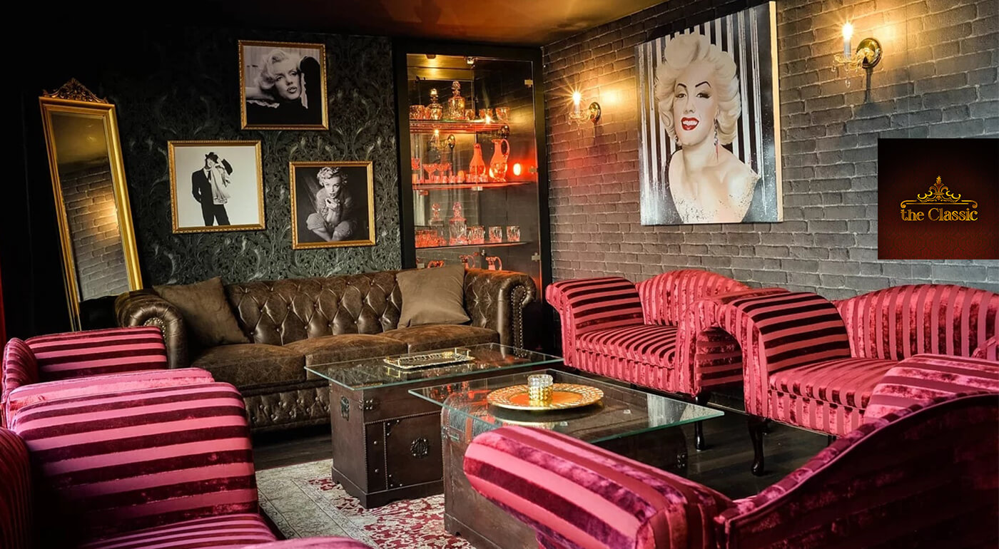 Úplne nový druh zábavy v Bratislave: Luxusný kabaretný klub the Classic 33