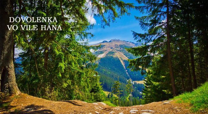 Vila Hana vo Vysokých Tatrách