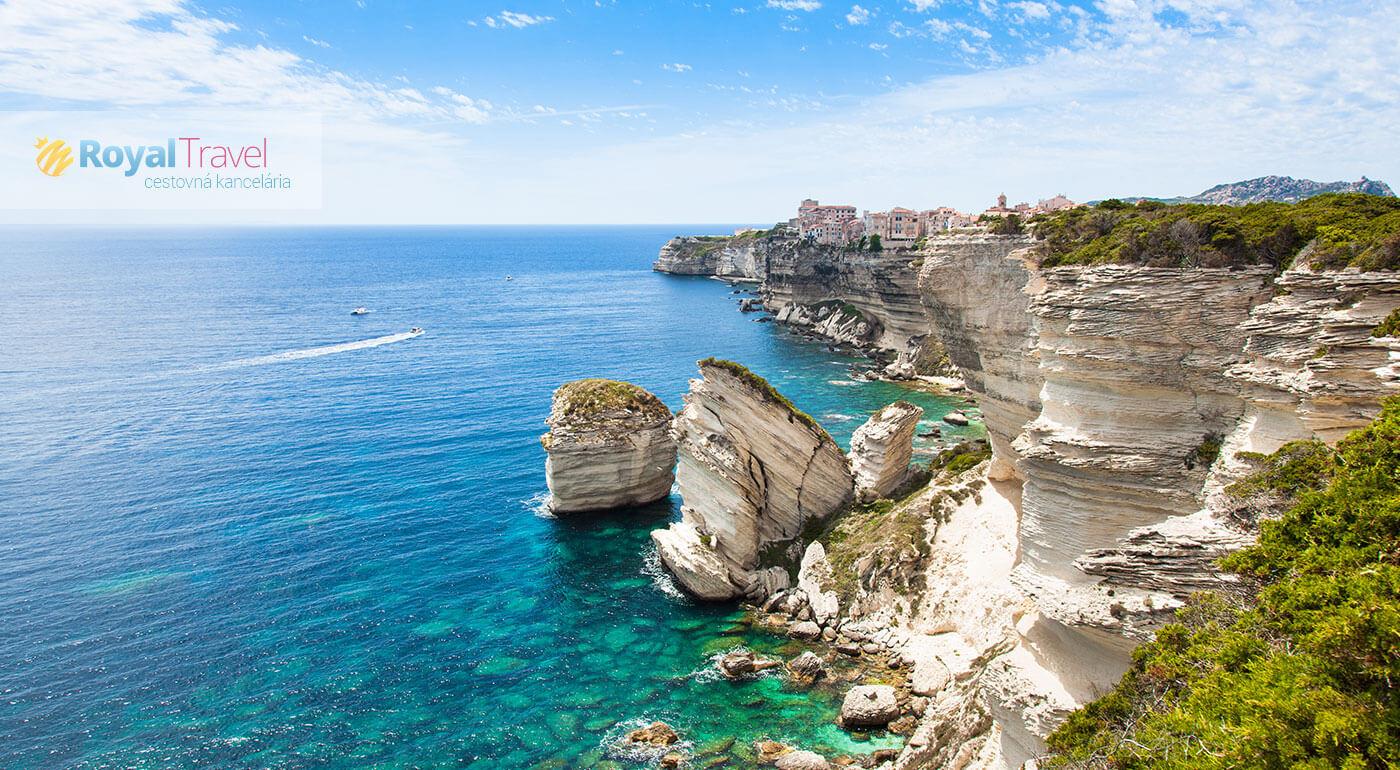 Malebná Sardínia a divoká Korzika: 5-dňový poznávací zájazd, ktorým si na jeseň pripomeniete leto