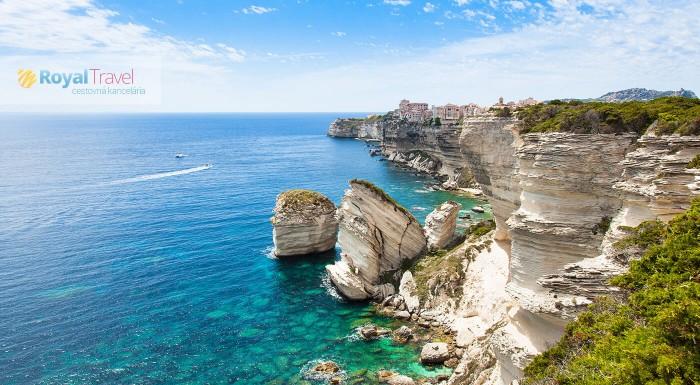 Zľava 38%: Kúpanie v azúrovom mori na konci októbra? S CK Royal Travel to je možné! Vyberte sa na poznávací zájazd na malebnú Sardíniu a divokú Korziku a užite si dovolenku ako v lete!