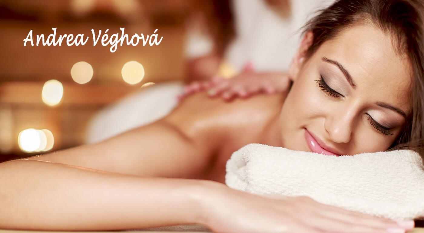 Klasická masáž pre dámy - dajte si premasírovať celé telo alebo problémové partie chrbát a šiju, aj s peelingom a bahenným zábalom