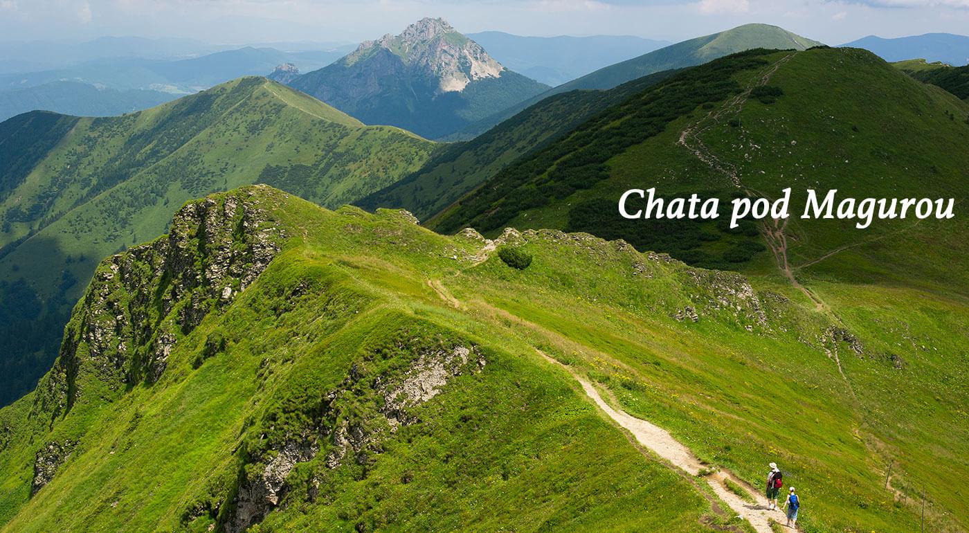 Relax uprostred prekrásnej prírody v Chate pod Magurou v Zázrivej s polpenziou na 3 či 4 dni