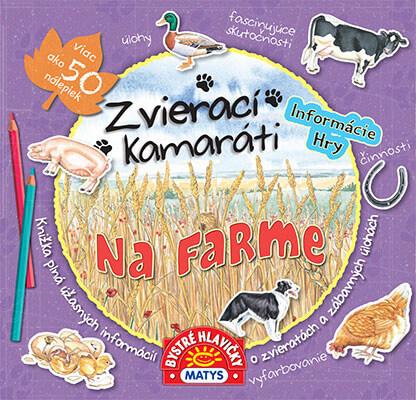 Zvierací kamaráti - na farme, vydavateľstvo Matys