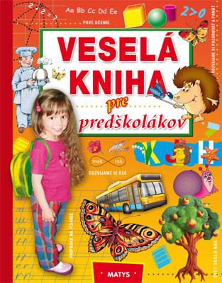 Veselá kniha pre predškoláka