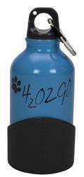 Cestovná fľaša na vodu Altranet H2O2GO 350 ml modrá