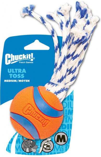 Loptička pre psa Chuckit! Ultra Toss - veľkosť L (priemer 7,5 cm)